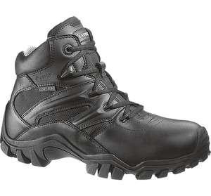 New Bates 2366 Delta 6 Gore Tex Side Zip Boot sz 8 EW