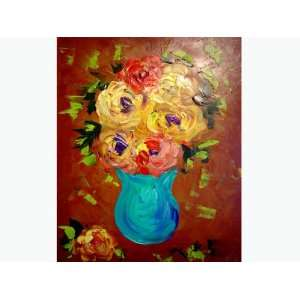Eugenia Abramson Fine Art Size 18x24 Ready to Hang Everything Else