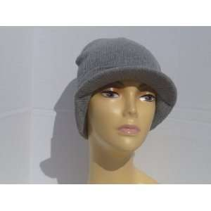 FREE KNITTING PATTERN-Basic Men's Beanie - Chronicles of a