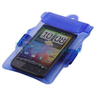 Waterproof Underwater Pouch Dry Bag Pack Case Cover for iPhone 4S 4G 4
