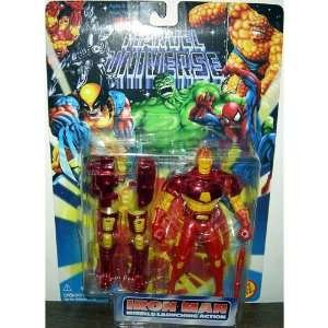 Iron Man Missile Launching Action Toys & Games