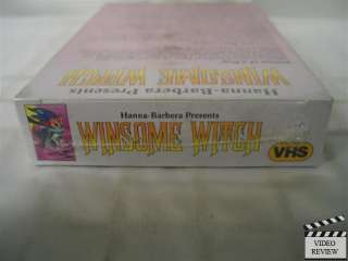 Winsome Witch VHS NEW Hanna Barbera 085024060360