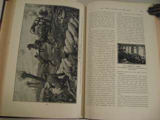 1915 LONDON TIMES HISTORY OF WORLD WAR I 3 VOLS w/MAPS