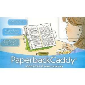 Paperback Caddy Translucent Cherry (9781599852478) Books