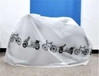 BICYCLE BIKE COVER WATERPROOF PROTECTION GARAGE NEW