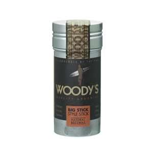 Woodys Big Stick  Hair Style Stick For Men 1.7oz Beauty
