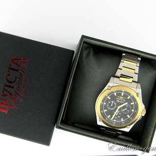 Invicta Mens 7312 Signature Collection II Tritnite Day Date Watch