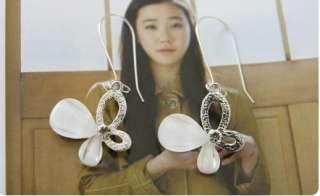 Gk4440 New Fashion Jewelry Womens Bowknot Crystal Earring Stud