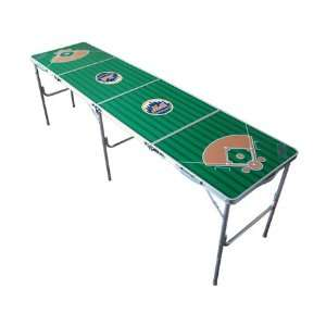 New York Mets Tailgate Pong Table