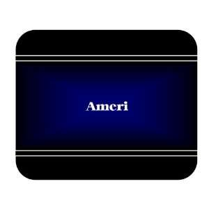 Personalized Name Gift   Ameri Mouse Pad: Everything Else