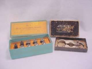 Lot 2 Watchmakers Tools Mainspring Winders , Watch Craft Calipers JD B