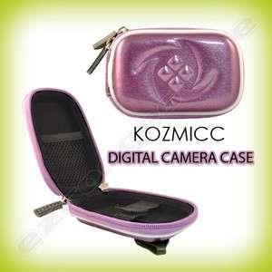 Camera Purple Case Bag for Samsung Dualview PL100,PL120