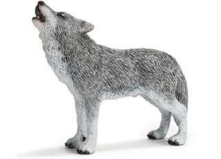 Wild Life 14626 Wolf Howling animal Schleich