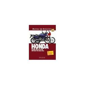 und XRV 650/750 Africa Twin. (9783895951855): Matthew Coombs: Books