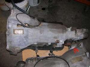 Corvette automatic transmission 700R 1984 92