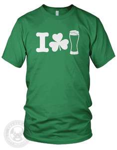 Funny St. Patricks Day American Apparel T Shirts for Men & Women