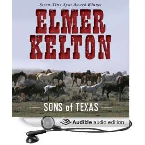 Texas, Book 1 (Audible Audio Edition) Elmer Kelton, Jason Culp Books