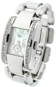 Ladies Chopard La Strada 8357 Mother of Pearl Diamond Watch with Box