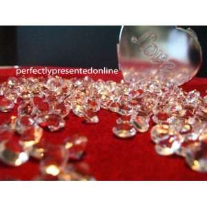 2000 Diamond Table Confetti Wedding Bridal Shower Party Decorations 1