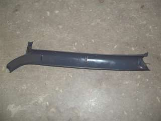 89 Ford Mustang RH Front Interior Pillar Trim Panel
