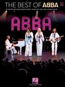 BEST OF ABBA PIANO VOCAL GUITAR SHEET MUSIC SONG BOOK