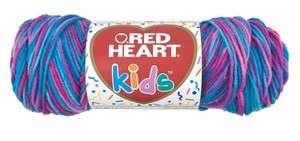 Red Heart Kids Yarn   Dandy Candy