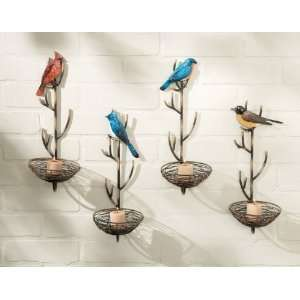 Wall Mount Metal Candle Holder China