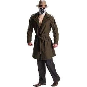 Watchmen Rorschach Official Licensed Costume (Stnd) + **FREE** Bonus