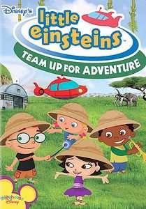 Disneys Little Einsteins   Team Up For Adventure DVD, 2006