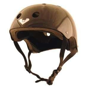 Viking Skateboard Or BMX Bike Helmet Black One Size