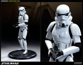 STAR WARS Statue STORMTROOPER Premium Sideshow PRECO