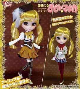 Pullip Mami Tomoe Puella Magi Madoka Magica P 049 Doll Jun Planning