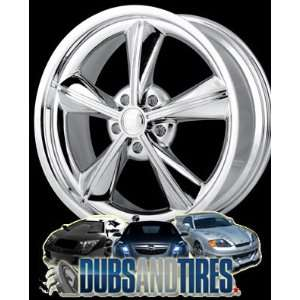 15 Inch 15x8 Ion Alloy wheels STYLE 625 Chrome wheels rims: Automotive