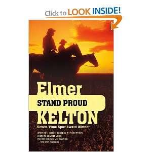 Stand Proud (9780765360571) Elmer Kelton Books