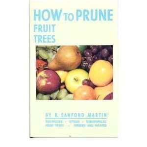 How to prune fruit trees: Deciduous, citrus, subtropical fruit trees