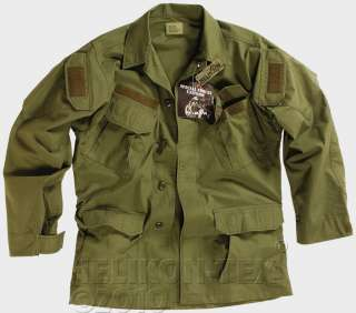 new mens NYCO/TWILL SFU special forces army uniform combat shirt olive