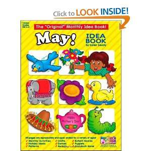 May Monthly Idea Book (The Original Monthly Idea Book