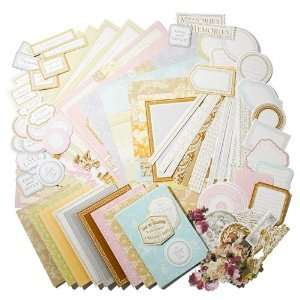 Anna Griffin Quick and Easy Scrapbook Page Kit   Wedding