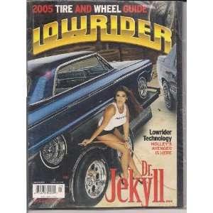 Lowrider Magazine March 2005 (Vol. 27): Ralph Fuentes: Books