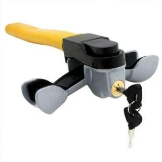 Type Anti Steering Wheel Lock Car Alarm Steering Lock
