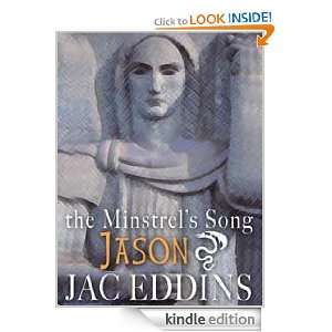 The Minstrels Song Book I Jason   A Very Magical Fantasy Jac Eddins