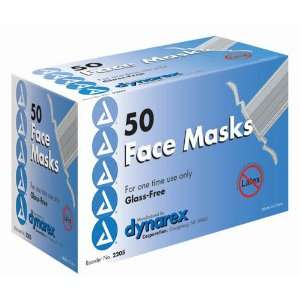 Surgical Tie On Face Mask Bx/50 (Catalog Category Physician Supplies