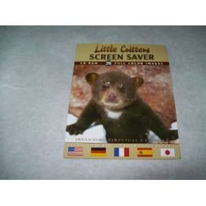 Little Critters Computer CD Rom Screen Saver Software