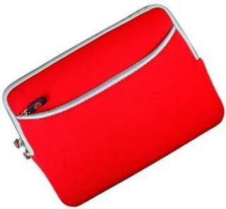 Red Neoprene Glove Sleeve Case Cover Bag For  Kindle Fire Tablet