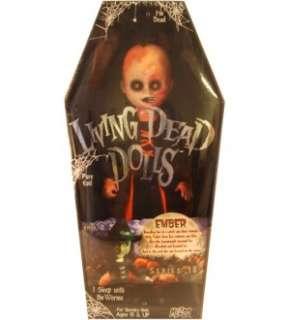 Living Dead Dolls Series 18 Halloween Variant Ember New