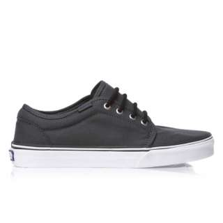 NEW VANS 106 VULCANIZED RIPSTOP DARK SHADOW GREY CANVAS SHOES SNEAKERS