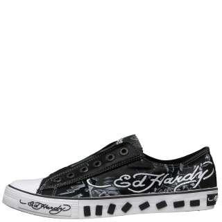 Ed Hardy Lowrise Van Nuys Shoe for Women   Black