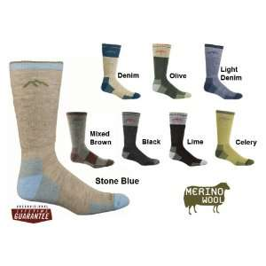 Darn Tough Hike Trek Merino Wool Boot Full Cushion Sock