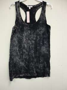 Romeo&Juliet Couture womens tank top Sz L black