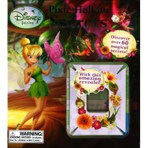 Disney Fairies: Pixie Hollow Secrets (With Decoder) (Disney Decoder